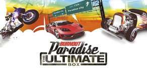 Burnout Paradise: The Ultimate Box 4,49€ @ Steam