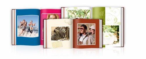 Tchibo Fotobuch: 100 bzw. 152 Seiten A4 Hardcover
