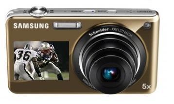 Samsung Digitalkamera ST-600 14 Megapixel mit Touch für 167€  statt Amazon 209,99 €