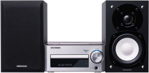 "Kenwood™ - HiFi-Stereo-System ""K-531 SB"" (2x40W,USB,Bluetooth,iPod/iPhone) für €199.- [@Redcoon.de]"
