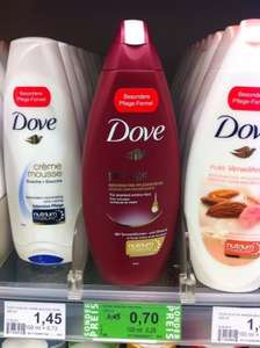 [LOKAL] [Rossmann] Dove Pro Age Pflegedusche für 0,70€