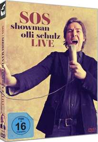 SOS - Showman Olli Schulz [Live-DVD]