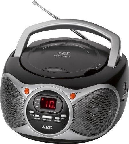 AEG SR 4351 Stereo Radio mit CD und USB für 24,95€ bei Möbel Boss