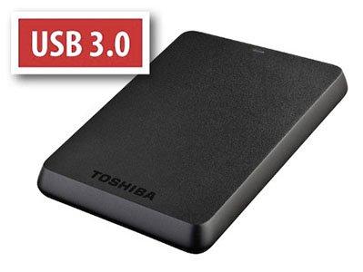[Köln /Frechen] Toshiba STOR.E Basics 1TB 2,5 zoll USB 3.0 Abholpreis 59,99€