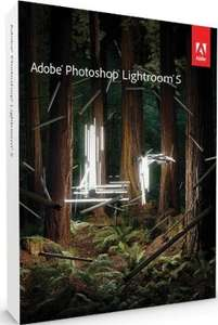 Adobe Lightroom 5 Vollversion