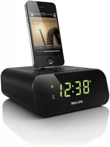 """Philips™ - Radiowecker """"AJ3270D"""" (iPod/iPhone-Dock) für €20.- [@Redcoon.de]"""