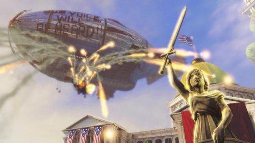 [Steam] Bioshock Infinite 50% off bei GreenManGaming