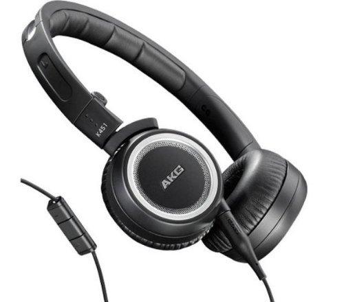AKG K451 Mini Kopfhörer mit Mikrofon und Apple iPhone Steuerung für 63€ @Amazon.co.uk
