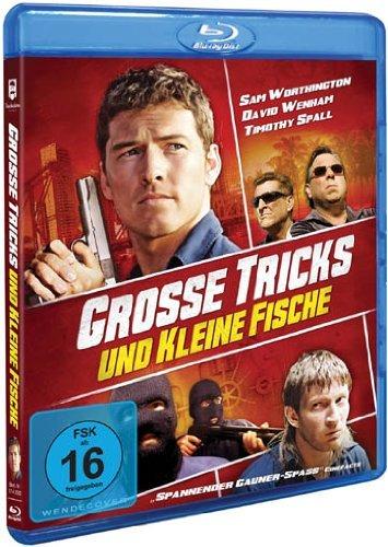 Große Tricks und kleine Fische [Blu-ray] für 4,99 €  [ Amazon.de]