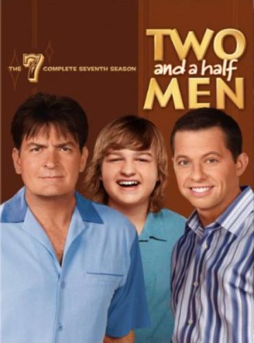 Two and a half men Staffel 7 auf zavvi.com