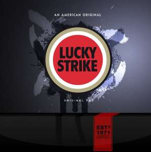 Gratis Packung Lucky Strike
