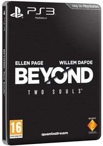Beyond: Two Souls Special Edition für 51€ @Amazon.co.uk