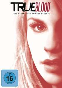 [offline] True Blood Staffel 5 auf DVD @Drogeriemarkt Müller