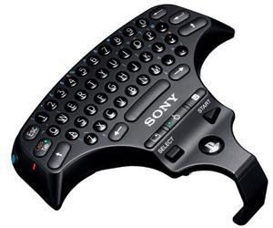 Sony PS3 Bluetooth Tastatur (QWERTY!!) @TheHut