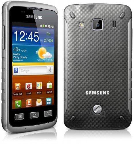 Samsung Galaxy S5690 (Xcover) @ Notebooksbilliger Dealmaschine für 99€