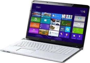 """Sony Vaio 17"""" HD LED Notebook """"SVE1713A6EW""""  für 399,99€ bei Lieferung in Hermes Shop @ Otto (weitere Rabatte möglich)"""