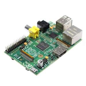 Raspberry Pi Model B, 512 MB Ram für 30,95€