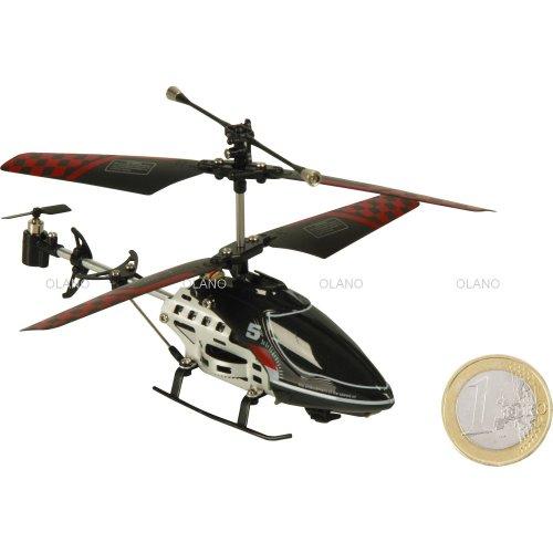 Ferngesteuerter Mini RC Hubschrauber 12,5 cm versch. Farben [14,99€ @ebay]