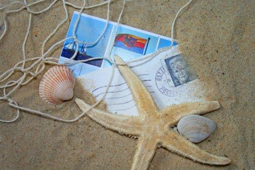 Urlaubsgruss gratis Postkarte aus dem Urlaub mit eigenem Motiv