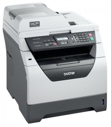 "Brother™ - Laser Multifunktionsdrucker ""DCP-8070D"" (USB,Duplex) ab €125,54 [@GetGoods.de]"