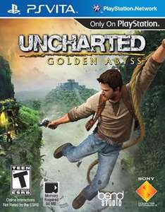 PSN Store: Uncharted: Golden Abyss (PSVITA) 9,99€