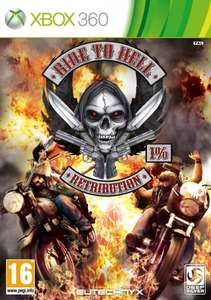 Weekenddeal: Ride to Hell: Retribution für XBox360 für 29,99€