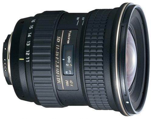Tokina AT-X 11-16mm/f2.8 Pro DX Canon Superweitwinkel für APS-C Kameras @WHD