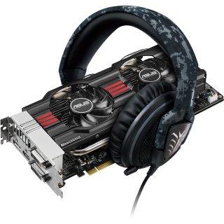 2048MB Asus GeForce GTX 770 DirectCU II OC Echelon Bundle