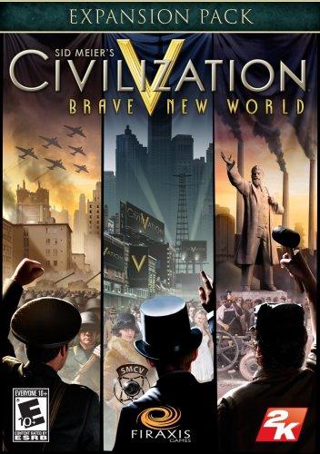 [Steam-Key RU] Civilization V - Brave New World Addon (PC) - 11,95€ - russische IP nur für Aktivierung