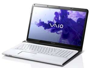 "Sony VAIO SVE1713G1EW 17,3"" Intel Core i3  Ivy Bridge 2x2.5GHz, 4GB RAM, 500GB HDD, Windows 8 für 499€ +1 Jahr extra Garantie bei notebooksbilliger.de versandkostenfrei"