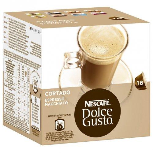 {Saturn online] 3x Nescafé Dolce Gusto Espresso Macchiato/Cortado 10 Euro