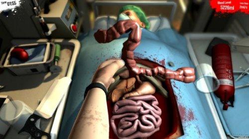 Surgeon Simulator 2013 [PC] für 3,39€ @ Steam