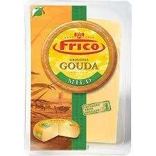 1 Packung Frico Gouda Käse (jung, mittelalt, alt) kostenlos