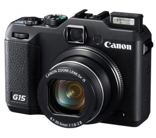 Canon Powershot G 15