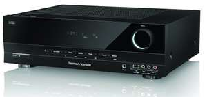 [Amazon Blitzangebot] Harman Kardon AVR 70 5.1 Receiver mit 75 Watt pro Kanal