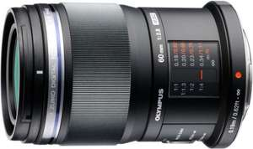 Olympus M.Zuiko 60mm F 2,8 Macro für Mft Micro Four Thirds statt 599€