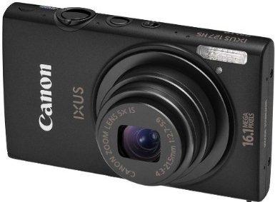 Canon IXUS 127 HS um 100,19 Euro @amazon.de