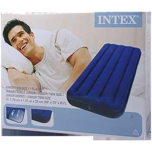 1 UND 2 PERSON LUFTBETT INTEX BEI ACTION LOKAL