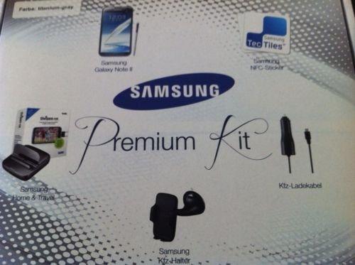 [Lokal Saturn Pforzheim?] Note 2 Premium Kit (inkl Tivizen, Dockingstation, KFZ-Halterung, -ladekabel und TecTiles) - GH: 523€