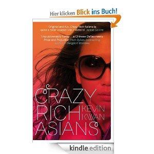 """Amazon eBook: """"Crazy Rich Asians"""" (engl.) für 0,99€"""