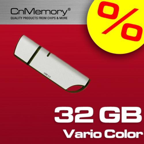 32 GB USB Stick von CnMemory für 27,90 Euro
