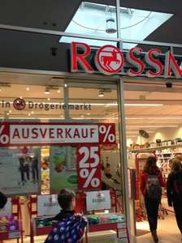 [Lokal] Dresden: 25% auf Alles im Rossmann beim Hauptbahnhof + kleiner Gewinn