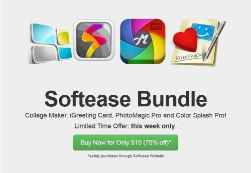 [MAC] Neues Softease Mac Bundle von Bundleecious – 4 Apps für 15$ bzw. 11,48€