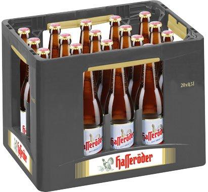 [Kaufland] 1 Kiste (20x0,5l) Hasseröder (Premium Pils, Export oder Radler)