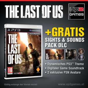 The Last of Us inkl. Sights & Sounds DLC für 44,96€