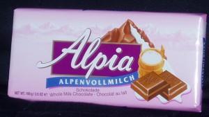 OFFLINE - @Famila  [49811?] Alpia Schokolade 100g - 0,33€!