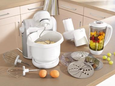 SILVERCREST Küchenmaschine SKM 550 A1 | Lokal und Online