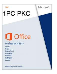 [ebay] Microsoft Office 2013 Professional mit fast 60% Ersparnis!!