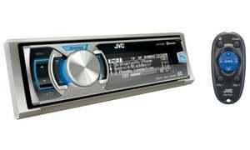 [mediamarkt.de/lokal] JVC KD-X 70 BTE Autoradio mit Bluetooth