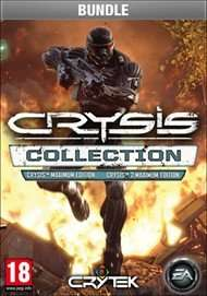 Crysis Collection [Origin] für 23€ @Gamefly.co.uk